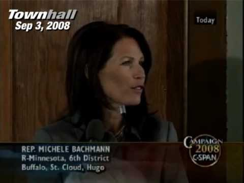 2008 Flashback: Michele Bachmann Gushes Over Newt Gingrich
