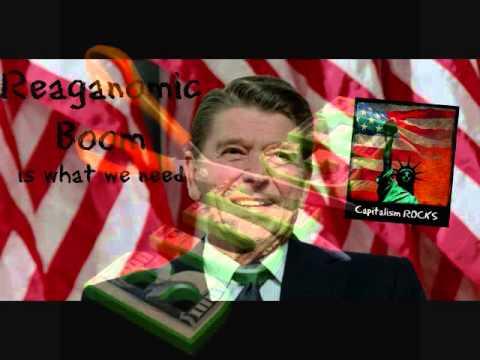Reaganomic Boom