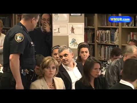 Man arrested at Gilford school board meeting