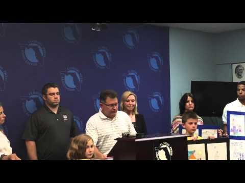 FFA Press Conference: Christian Leaders Address Adoption Reform Bill
