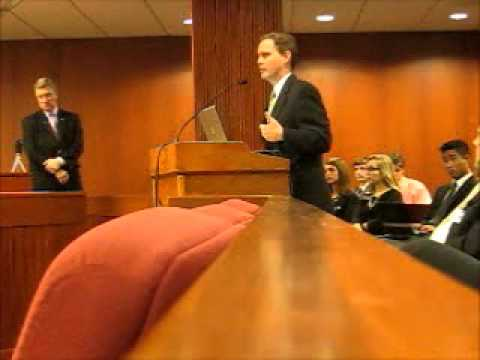 Robert Scott Testimony 2-6-2013- Part 1 (relavent to our current fight)