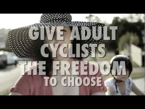 Helmet Freedom TV ad 2012