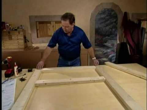 Upholstery DIY - Episode 1 Designer Headboards