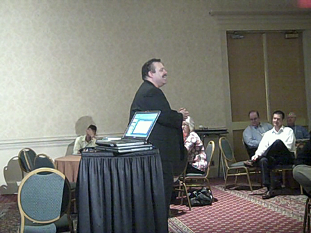 Synergy Sessions 2009; Social Media vs Email Lead Communication