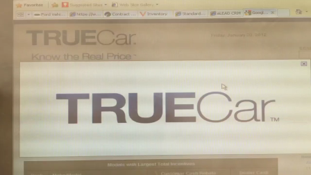 TrueCar Drops The Ball (car?)