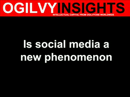 Google Social Network History Lesson; Is Social Media New?
