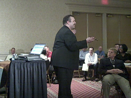 Synergy Sessions 2009 - Ralph Paglia Describes How Social Media Marketing Mistakes Lead to Success