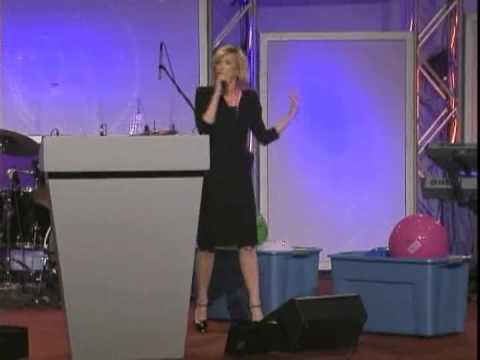 """""""Getting your bounce back ''- Pastor Leadership Conference - 2011- Pastor Paula White -"""