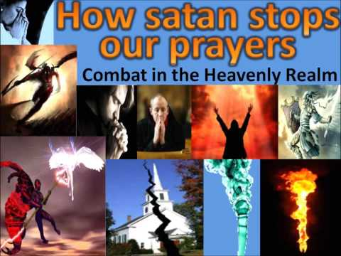 Testimony of a former Satanist (How satan stops our Prayers) - Combat in the Heavenly Realm