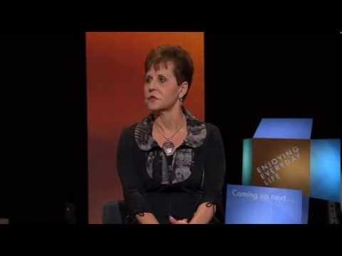 Joyce Meyer God Heals our Wounds