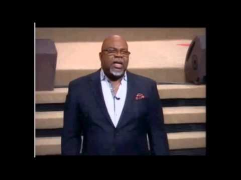 The Holy Spirit is Your C.I.A - T.D. Jakes