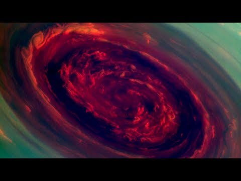 Saturn's EPIC Hurricane