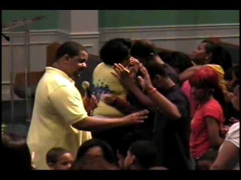 Camden Citywide Youth Revival - Altar Call & Deliverance