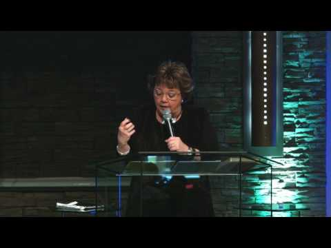 A New Thing - Apostle Barbara J. Yoder