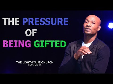 THE PRESSURE OF BEING GIFTED - Keion Henderson