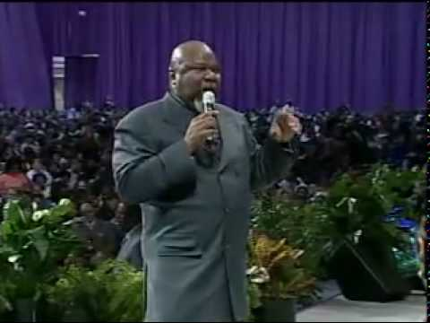 3 Types Of People In Your Life - T.D. Jakes