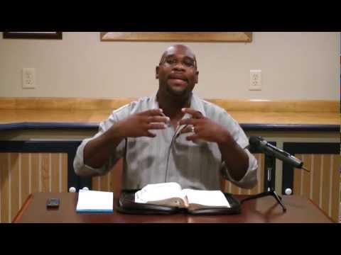 Bible Study Paul's Epistle to the Ephesians Chapter 1