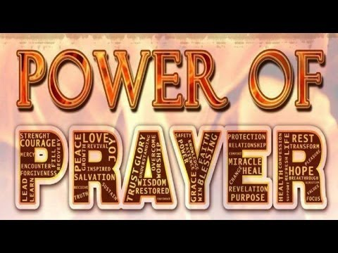 The Atomic Power of Prayer, Dr. Cindy Trimm