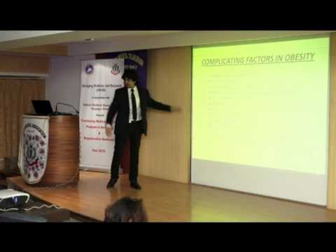 Know the complicating factors in Obesity Management from Dr Deepak Chaturvedi