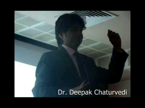 Dr Deepak Chaturvedi on Pauses of Life