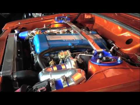 John's 1972 SR20det Dyno at JER Development