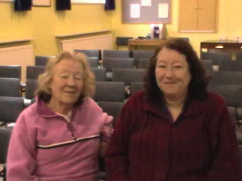 Jean & Janets Testimonial of Jeorge's Angel workshop