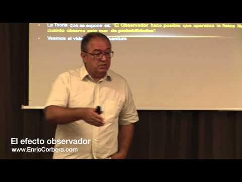El Efecto Observador - Barcelona Septiembre 2013 - 1/3