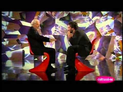 Alejandro Jodorowsky conduciendo el programa Carta Blanca (TVE©) (COMPLETO)