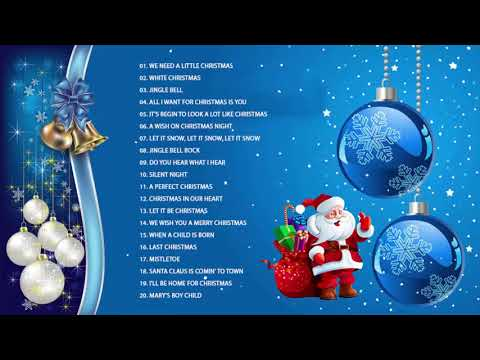 Merry Christmas 2018 - Top Christmas Songs Playlist 2018 - Best Christmas Songs Ever