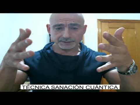 TÉCNICA SANACIÓN CUÁNTICA SIMPLIFICADA