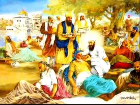 Tu Kahe Dole Praniya - Bhai Gagandeep Singh ji Hazoori Ragi Shabad Gurbani Kirtan Video