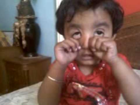 The Star Of My Family's Eyes (My Niece)
