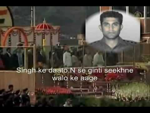 Hai Naman Unko- A Tribute to the REAL heroes. Dr Kumar Vishwas