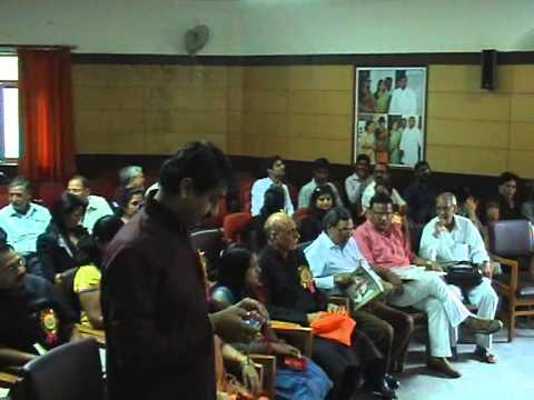 Anjuman Prakashan Pustak Lokarpan Samaroh 27 10 2013 2