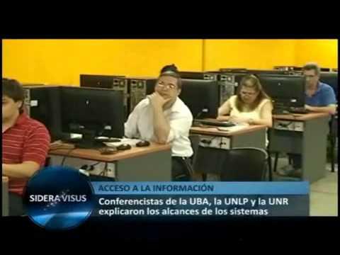 Jornadas del SeDiCI: capacitación para la creación de repositorios institucionales