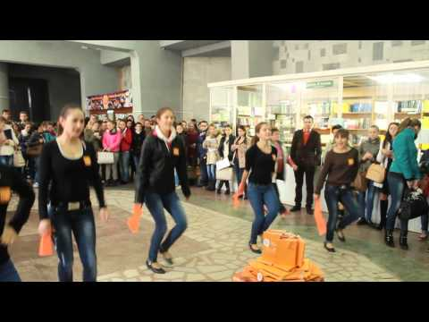 Flash mob Open Access. Generation Open, 2014