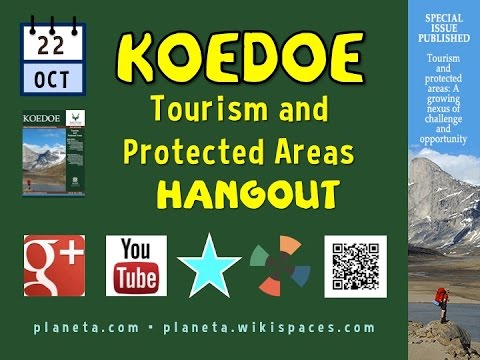 Koedoe Special Issue: Tourism and Protected Areas