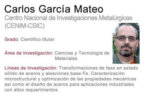 Digital.CSIC (divulgación): testimonios CSIC sobre el Acceso Abierto. Carlos García Mateo