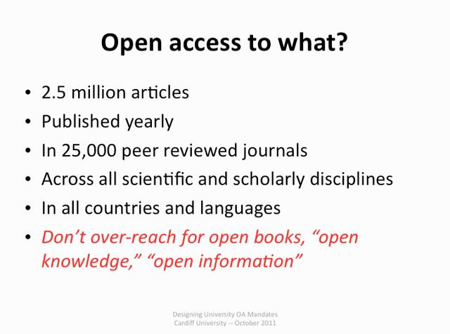 On Designing Green Open Access Self-Archiving Mandates for Universities and Research Funders