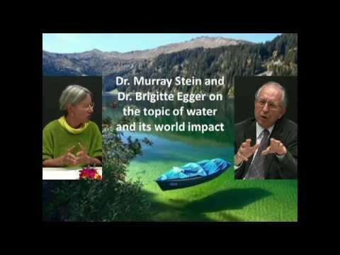 Dr Murray Stein and Dr. Brigitte Egger Discuss Water and EcoPsychology