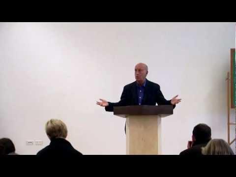 Carl G. Jung and Rudolf Steiner—Speaker, Robert McDermott (with Sean Kelly) (2 of 3)