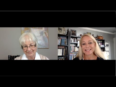 The Image-Making Capacity of Soul: Dr. Mary Harrell in Conversation with Bonnie Bright
