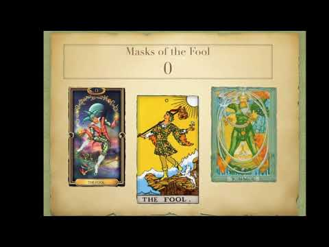 The Mystic Fool: Masks & Mirrors of the SELF in Tarot—Intro Lecture by Eva Rider