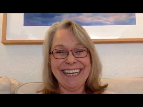 Sandra Easter Ph.D.  on the CG Jung Psychology &  Spirituality Conference 2017