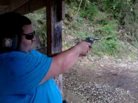 Me Shootin the .38
