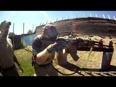 Ak 47 Speed Reload, Tactical Reload, and Transition to Secondary Weapon Drills