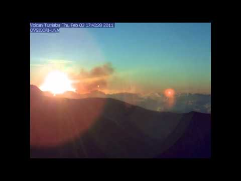 A Case for the Second Sun / Nibiru / Planet X (?) on Weather Webcams 2011