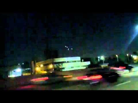 UFO sighted in Kansas City, Missouri. Monday 4/09/2012