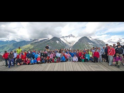 IJF Youth Training Camp, Fiesch Switzerland