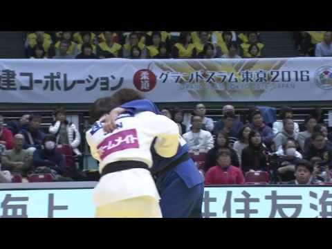 "Umeda, Sato, Takayama go inside the medal range ""Judo GS Tokyo 2016"" the last day"